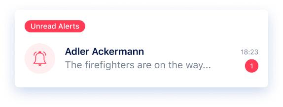 teamwire alarmfunktion