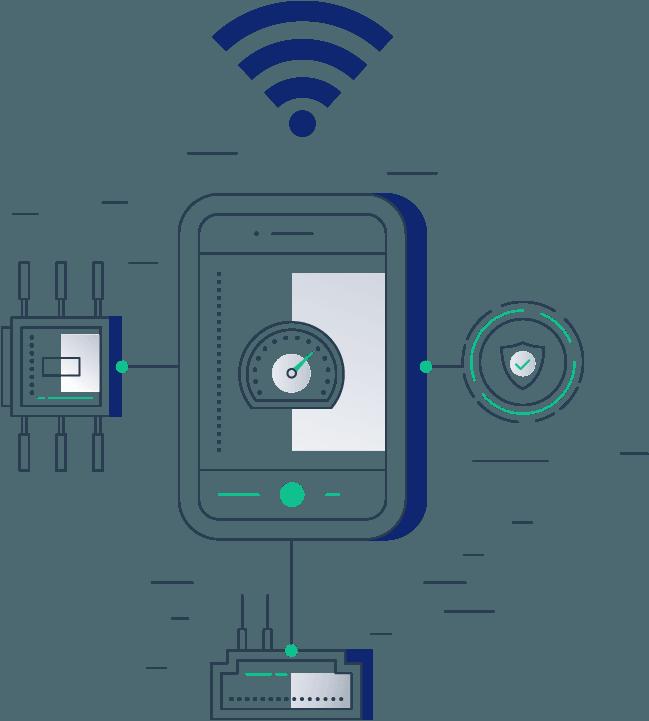 netmotion reibungsloser mobiler zugriff