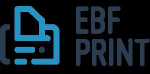 ebf print logo