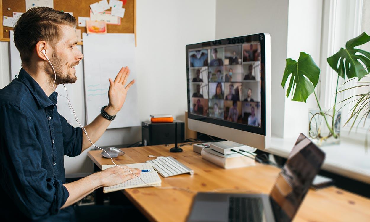 zoom webinar - der neue Alltag in der Kommunikation