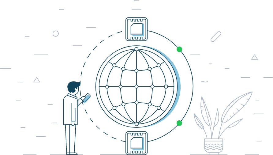 eSIM automatisiert SIM Management