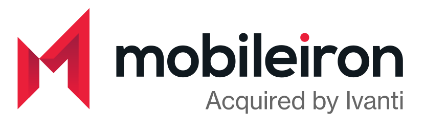 MobileIron Logo acquired by ivanti