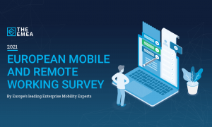 Mobile and remote working survey